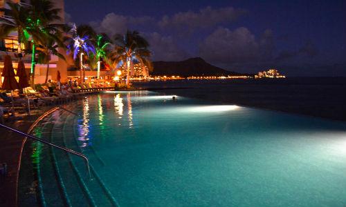 Hawaii Night