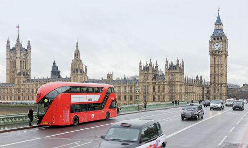 NBFL Bus London