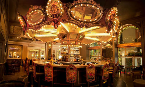 New Orleans Hotel Bar