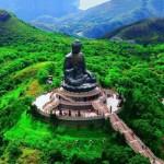 A major centre of Buddhism